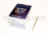 BOX OF 100 - NEEDLES 62x59X180/24 SCHMETZ
