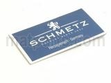 BOX OF 100 - NEEDLES SY8145 SIZE 130/21 ( SCHMETZ )